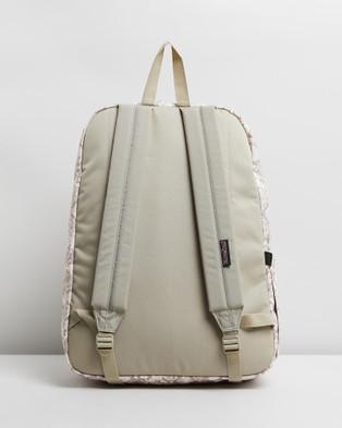 JanSport SuperBreak Plus Backpack - Outdoors (Classic Python)