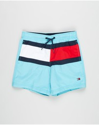 Tommy Hilfiger - Medium Drawstring Boardshorts - Teens