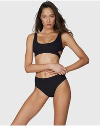 Bond-Eye Swimwear - Heatwave Crop
