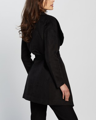 Mossman The Everlasting Coat - Coats & Jackets (Black)