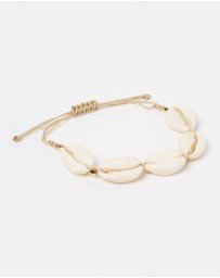 Miz Casa and Co - Sea Shell Bracelet
