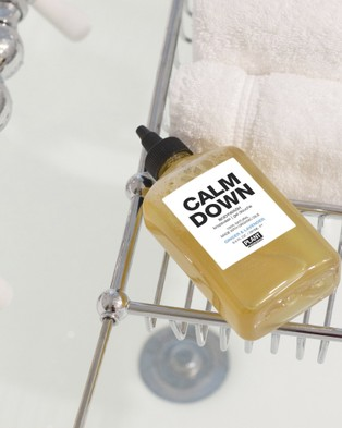 Plant Apothecary Calm Down   Body Wash - Beauty (Yellow)