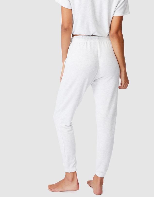 Women Super Soft Slim Cuff Pants