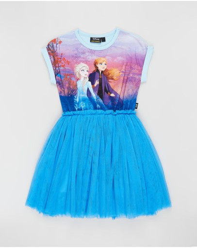 Rock Your Kid - ICONIC EXCLUSIVE - The Frozen Truth Circus Dress - Kids