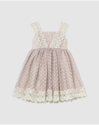 Designer Kidz - Love Cynthia Lace Dress