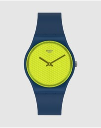Swatch - YELLOWPUSHER