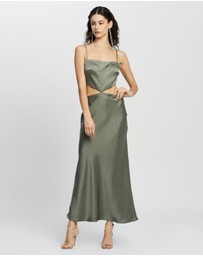 Bec + Bridge - Alegra Midi Dress
