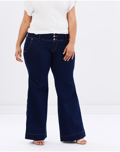 6e60fc4750a Curvy Jeans | Buy Womens Plus Size Jeans Online Australia- THE ICONIC