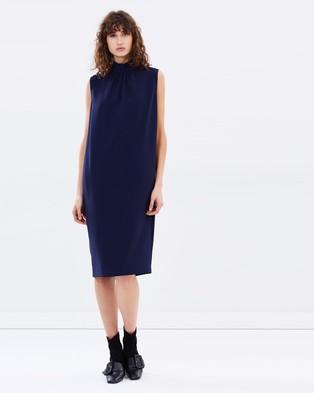 Joseph – Bella Dress – Dresses (Navy)