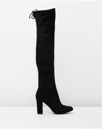SPURR - ICONIC EXCLUSIVE - Kiley Over-the-Knee Boots