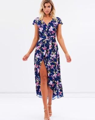 Miss Holly – Florida Maxi Dress – Dresses (Multi)
