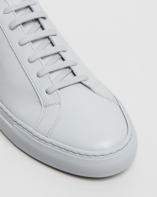 Common Projects Achilles Low   Men's - Sneakers (Grey)