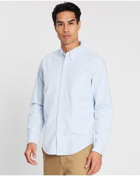Abercrombie & Fitch - Icon Core Oxford Shirt