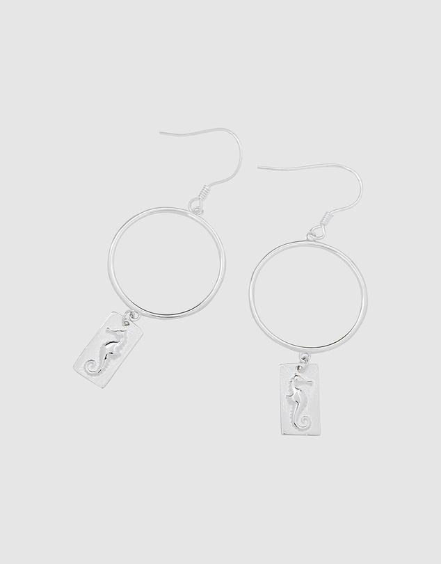Women Seahorse Earrings