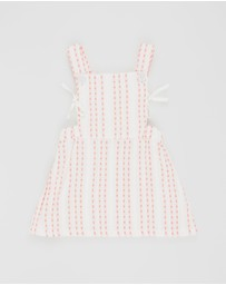 Walnut Melbourne - Laylah Apron Dress - Babies