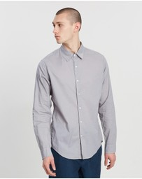 Jac + Jack - Folded Collar Shirt