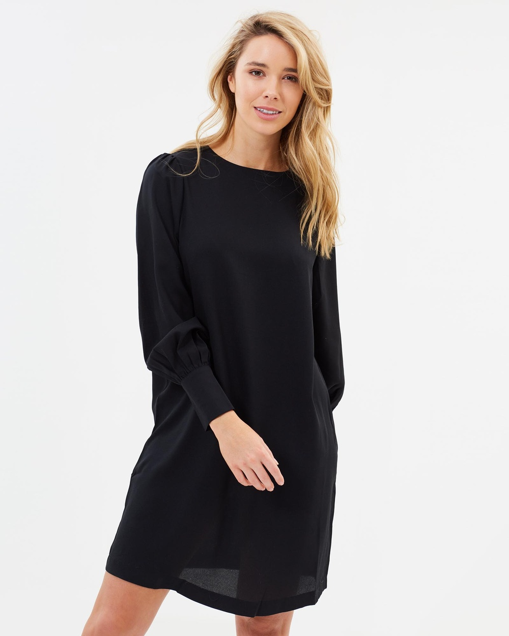 Otto Mode Robyn Dress Dresses Black Robyn Dress