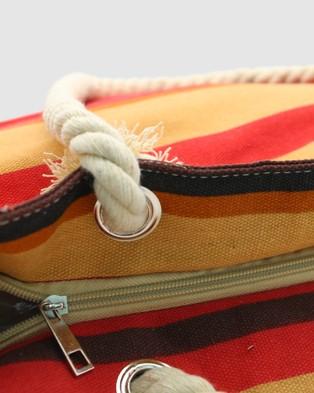 Morgan & Taylor Rhemmy Bag - Beach Bags (Red)