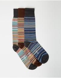 Paul Smith - 3-Pack Sock Gift Set