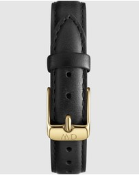 Daniel Wellington - Leather Strap Petite 12 Sheffield Watch Band - For Petite 28mm