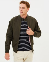 Ben Sherman - New Core Harrington Jacket