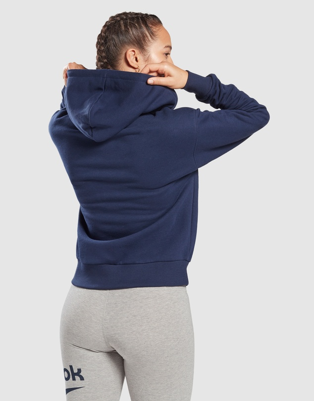 Women Reebok Identity Zip-Up Track Jacket