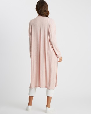 Tussah Cher Cardigan - Jumpers & Cardigans (Pale Pink)