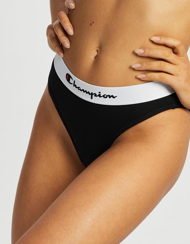 Women Organic Hi Bikini Briefs