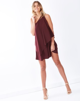 Tussah – Boston Dress Purple