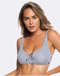 Womens Softly Love D-Cup Bra Separate Bikini Top