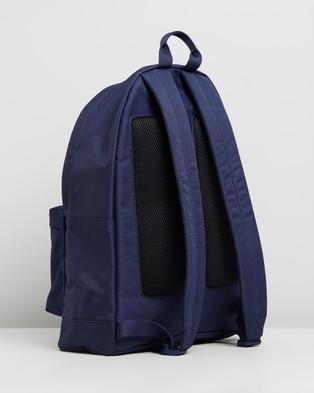 Lacoste Neocroc Backpack - Backpacks (Peacoat)