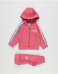 adidas Originals - Adicolour Full-Zip Track Set - Kids