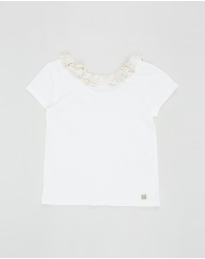 Carrément Beau - Lurex T-Shirt - Kids-Teens