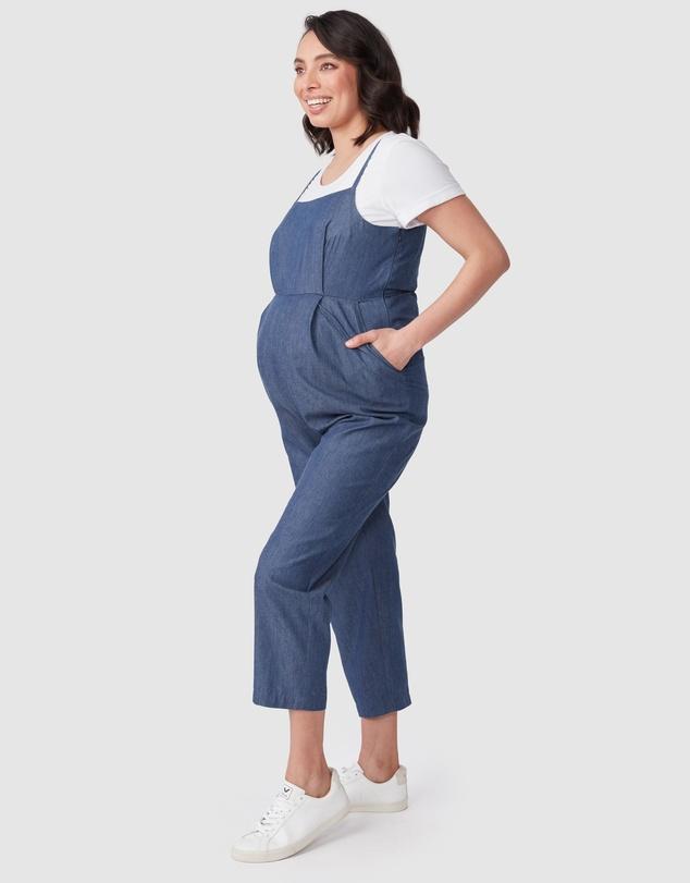 Women Dana Nursing Jumpsuit