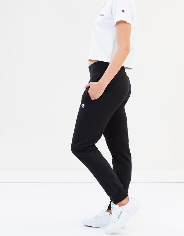 Women Reverse Weave Jogger Pants