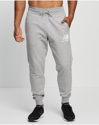 New Balance - Essentials Stacked Logo Sweatpants