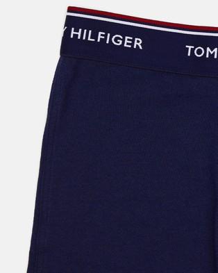Tommy Hilfiger 3 Pack Low Rise Trunks - Underwear & Socks (Peacoat)