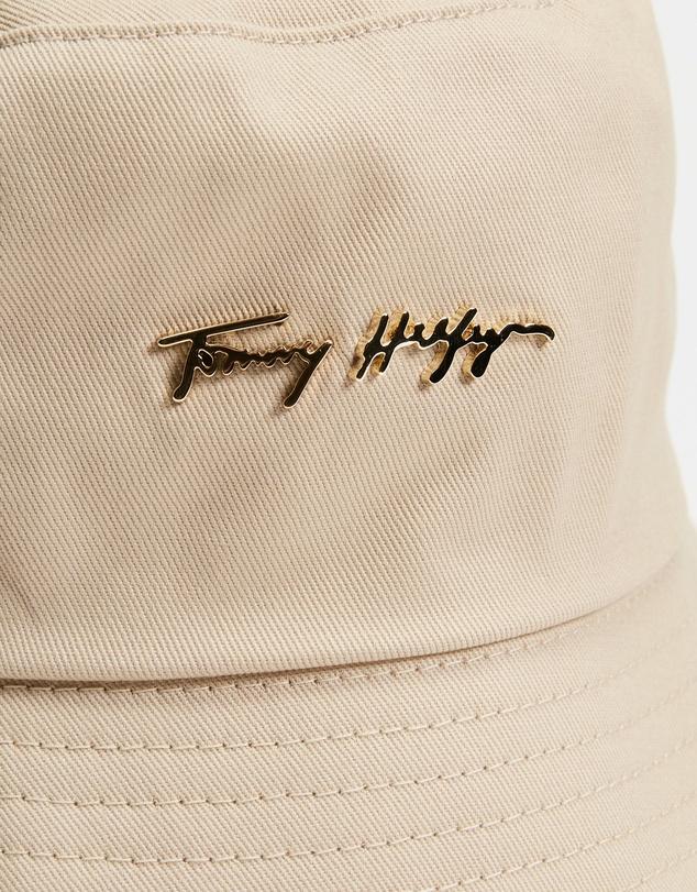 Women Signature Bucket Hat