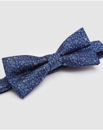 Oxford - Bow Tie Painterly Floral