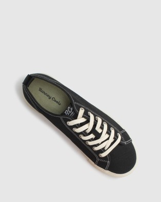 Barney Cools - Poolside Sneakers Lifestyle (Black)