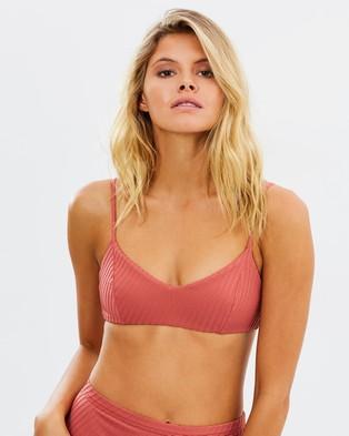 Fella Swim – Julius Bikini Top Spice