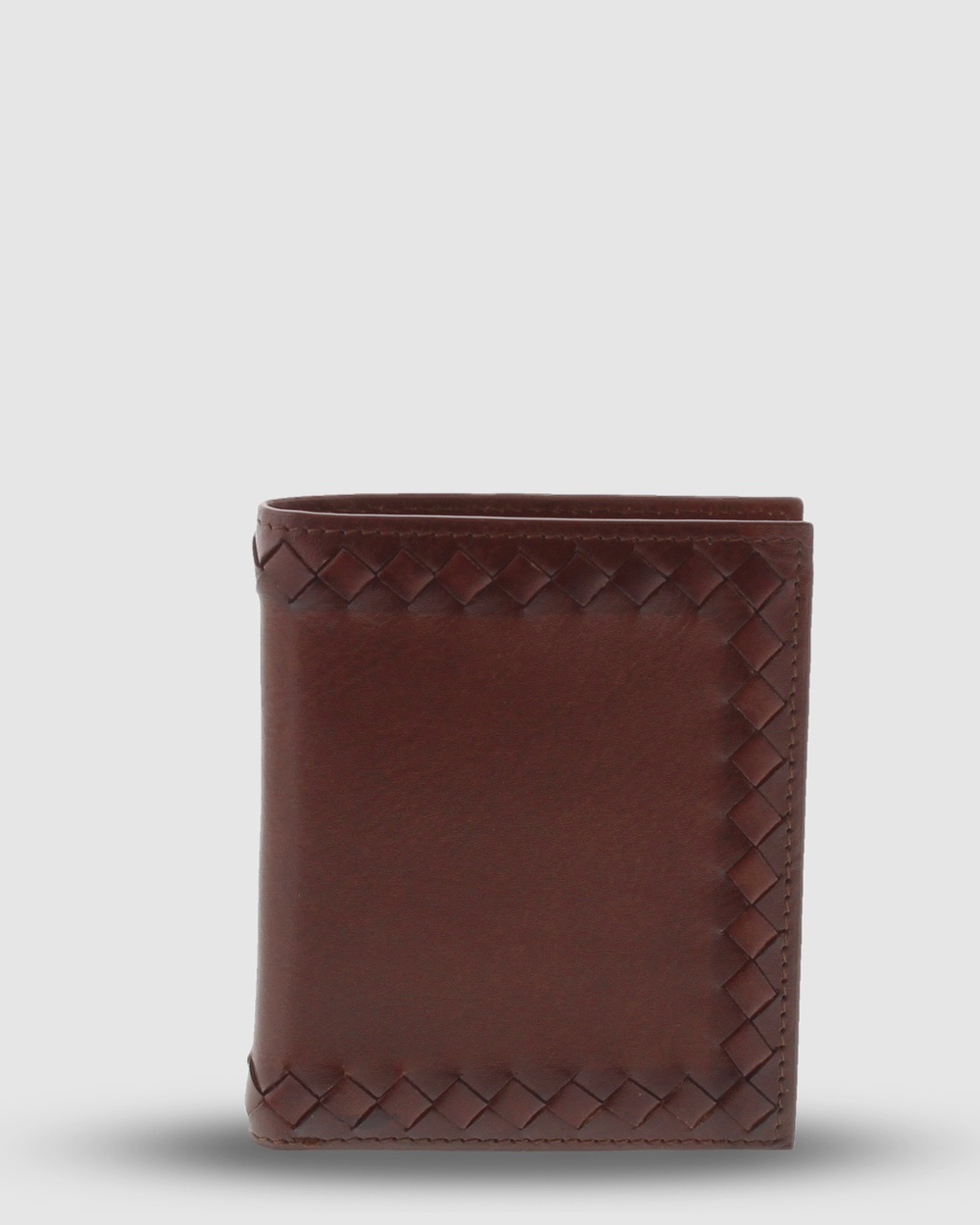 Cobb & Co Leo RFID Bifold Leather Wallet Wallets Brown