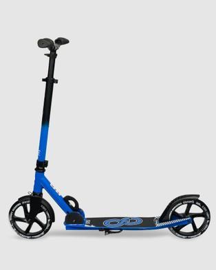 Crazy Skates SYD   Sydney City Commuter Scooter - All toys (Blue)