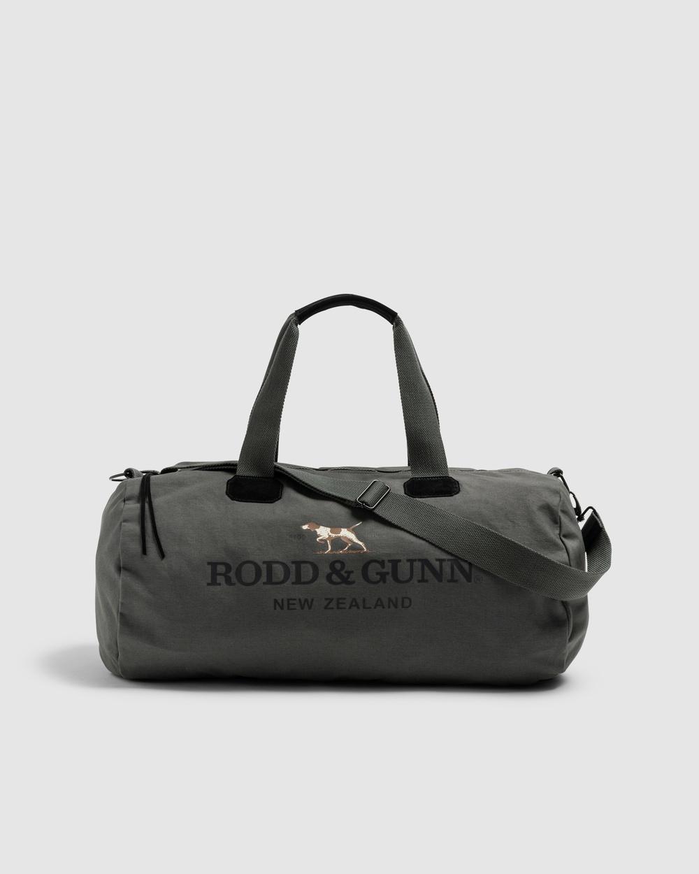 Rodd & Gunn Richmond Road Duffle Bag Bags Liquorice