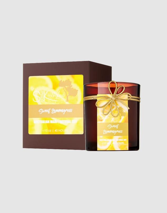 Life Sweet Lemongrass Natural Soy Candle