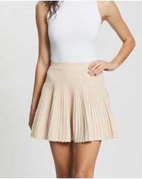Atmos&Here - Lillia Knit Mini Skirt