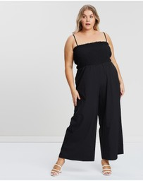 Atmos&Here Curvy - Stacey Jumpsuit