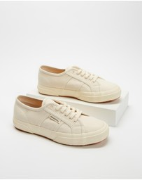 Superga - 2750 Organic Cotton & Hemp - Unisex