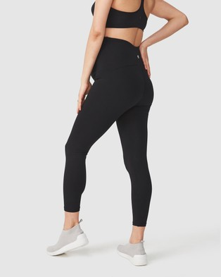 Cotton On Body Active Maternity Core 7 8 Tights - 7/8 Tights (Core Black)