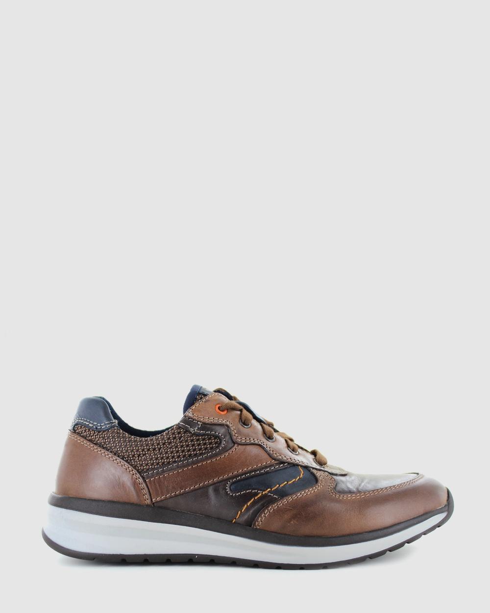 Wild Rhino Otway Casual Shoes Brown Australia
